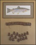 Rainbow Trout - Framed